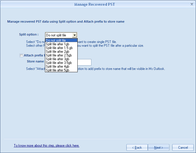 manage-recovered-pst