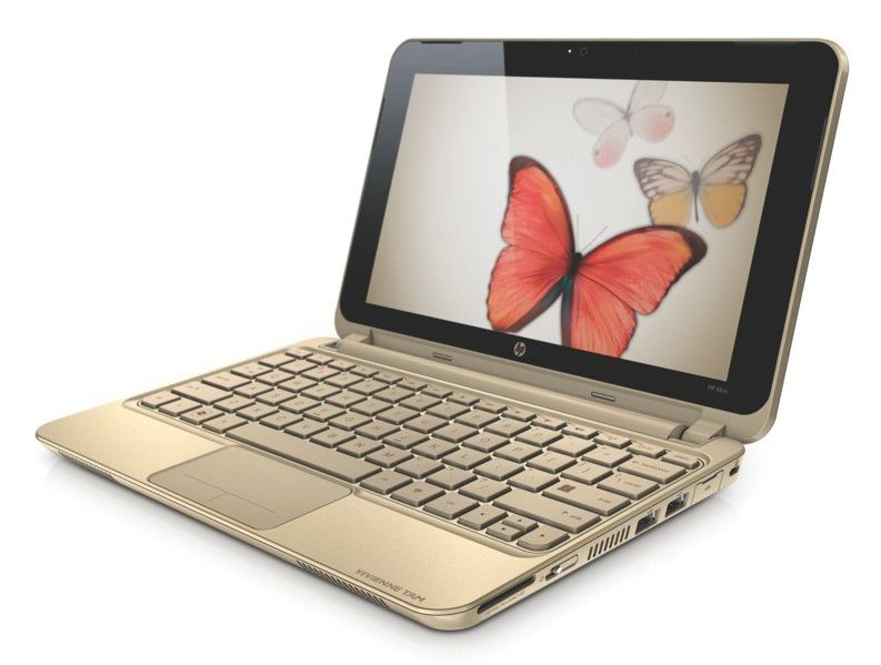 hp mini 210 VivienneTam netbook 1 HP Mini 210 Loaded With Pine Trail CPU Breaks Into The Online Shops (Update: Joining Mini 2101 And Compaq 201 Lineup)