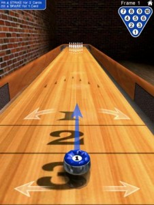 10 pin shuffle bowling 226x300 200 Free Cool iPad Games You Should All Download Right Away
