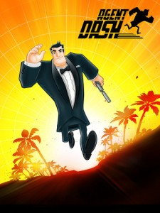Agent Dash 225x300 200 Free Cool iPad Games You Should All Download Right Away