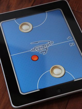 Air Hockey 210 Top Free iPad Games 2014
