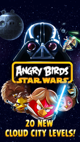 Angry Birds Star Wars 200 Top Free iPad Games 2014