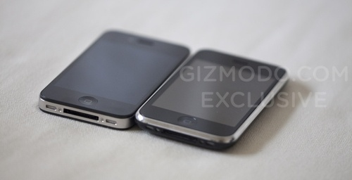 Apple iPhone 4G 2 Apples Next Real iPhone 4G Images Revealed