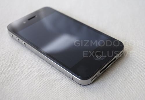 Apple iphone 4G 1 Apples Next Real iPhone 4G Images Revealed
