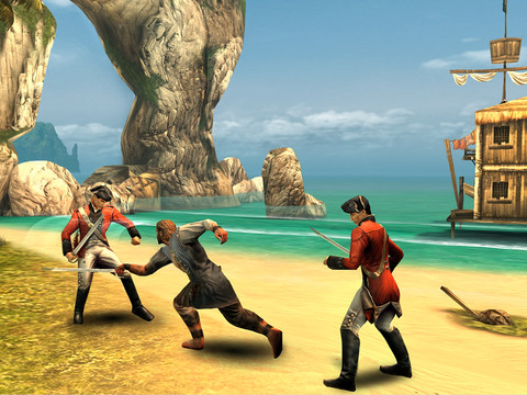 BackStab 210 Top Free iPad Games 2014