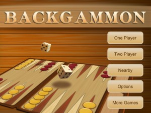 Backgammon Deluxe HD 300x225 180 Free Cool iPad Games You Should All Download Right Away