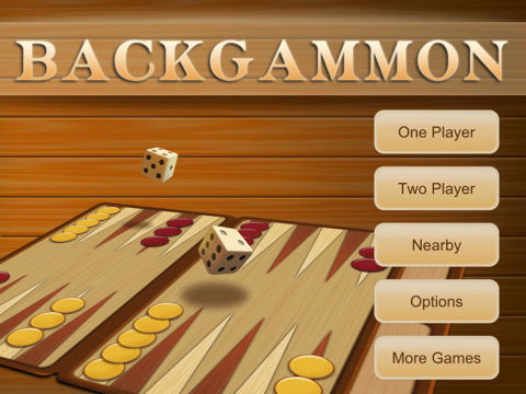 Backgammon Deluxe HD 210 Top Free iPad Games 2014