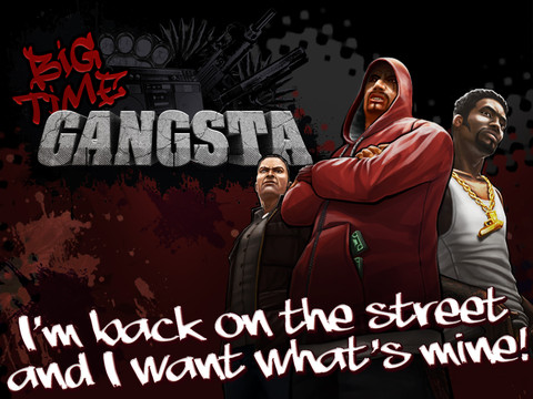 Big Time Gangsta 210 Top Free iPad Games 2014