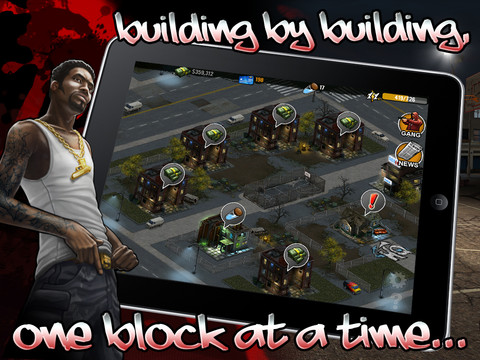 Big Time Gangsta1 210 Top Free iPad Games 2014