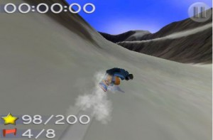 BigMountainSnowboarding 300x197 200 Free Cool iPad Games You Should All Download Right Away