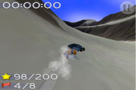 BigMountainSnowboarding 210 Top Free iPad Games 2014