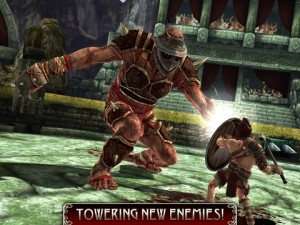 Blood Glory Legend 300x225 200 Top Free iPad Games 2014