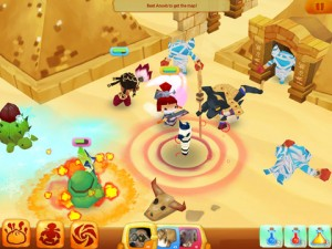 Buddy Rush 300x225 28 Free Cool iPad Games You Should All Download Right Away