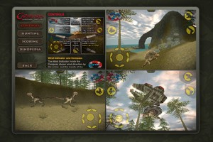 Carnivores 300x200 28 Free Cool iPad Games You Should All Download Right Away