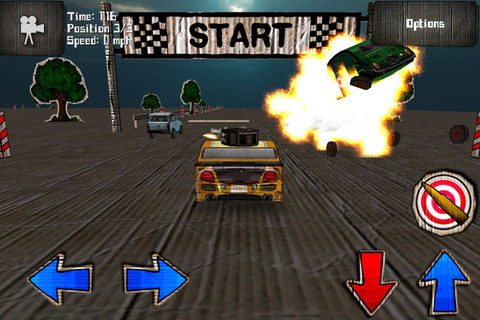 Cars And Guns 3D 210 Top Free iPad Games 2014