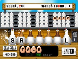Chicktionary 300x225 200 Top Free iPad Games 2014