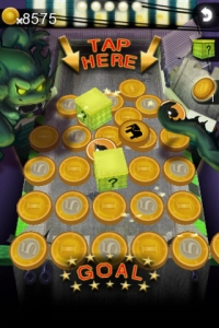Coin Push Frenzy 200 Top Free iPad Games 2014