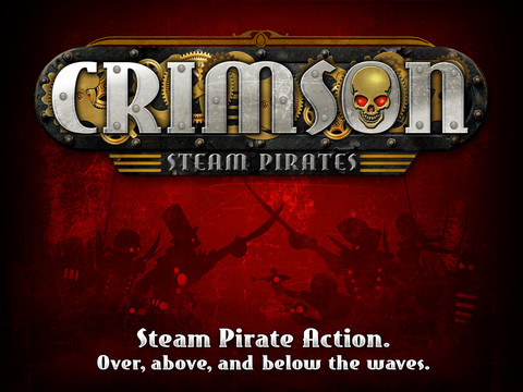 Crimson Steam Pirates 210 Top Free iPad Games 2014