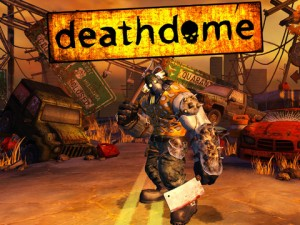 Death Dome 300x225 180 Free Cool iPad Games You Should All Download Right Away