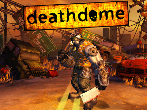 Death Dome 210 Top Free iPad Games 2014