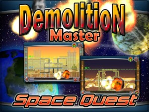 Demolition Master HD 300x225 200 Top Free iPad Games 2014