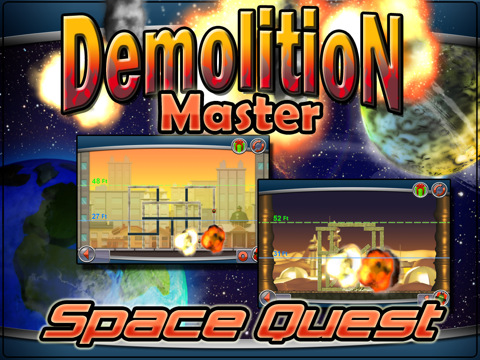 Demolition Master HD 210 Top Free iPad Games 2014