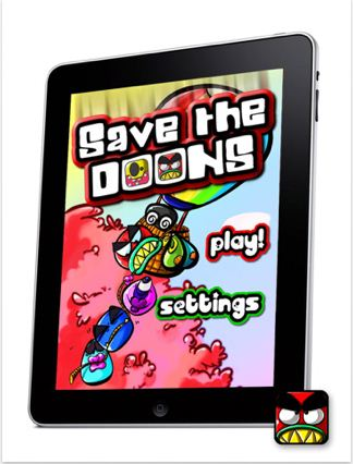 Doons 210 Top Free iPad Games 2014