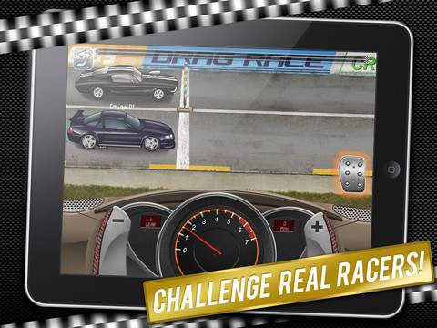 Drag Racing 210 Top Free iPad Games 2014