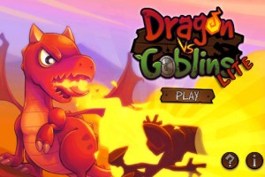 DragonvsGoblins 300x200 28 Free Cool iPad Games You Should All Download Right Away