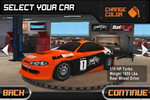 Drift Mania championship 210 Top Free iPad Games 2014