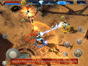 Dungeon Hunter 3 300x225 200 Top Free iPad Games 2014