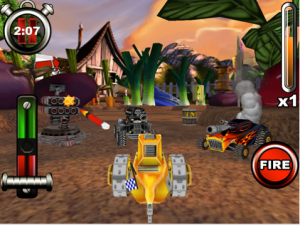ENDI Tank Battle HD 300x225 200 Top Free iPad Games 2014