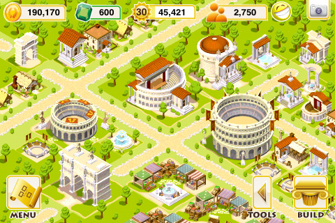 Empire Story 210 Top Free iPad Games 2014