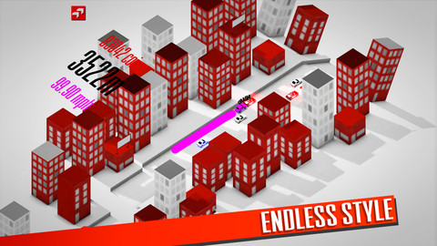 Endless Road 210 Top Free iPad Games 2014