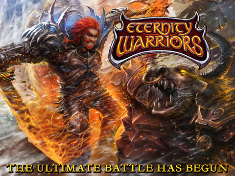 Eternity Warriors 210 Top Free iPad Games 2014