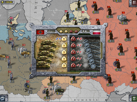 European War 2 Lite 210 Top Free iPad Games 2014