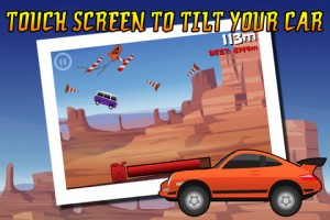 Extreme Road Trip 300x200 200 Top Free iPad Games 2014