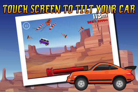 Extreme Road Trip 210 Top Free iPad Games 2014