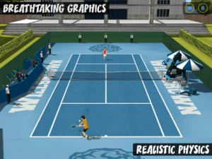 Flick Tennis College Wars HD 300x225 200 Free Cool iPad Games You Should All Download Right Away