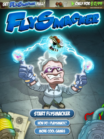 FlySmacker 210 Top Free iPad Games 2014