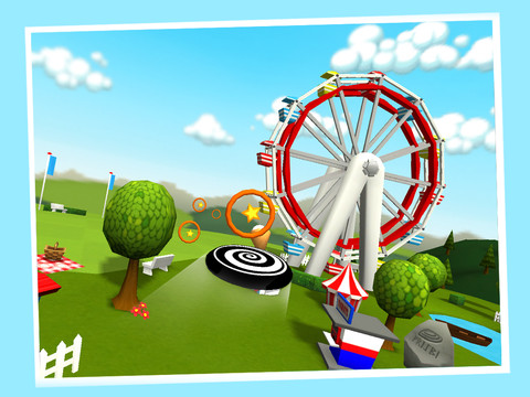 Frisbee Forever 210 Top Free iPad Games 2014