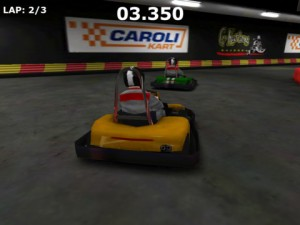 Go Karting HD 300x225 200 Top Free iPad Games 2014