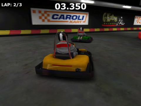 Go Karting HD 210 Top Free iPad Games 2014