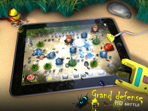 Grand Defense 210 Top Free iPad Games 2014