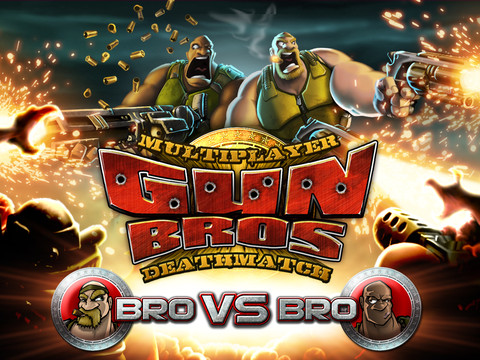 Gun Bros 210 Top Free iPad Games 2014