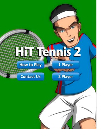 HitTennis2 210 Top Free iPad Games 2014