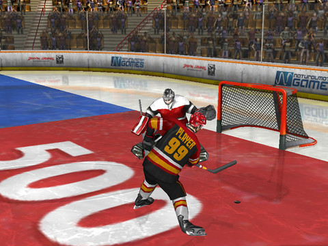 Icebreaker Hockey 210 Top Free iPad Games 2014