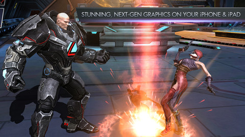 Injustice Gods Among Us 200 Free Cool iPad Games You Should All Download Right Away