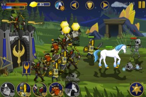 Legendary Wars Free 300x200 200 Top Free iPad Games 2014