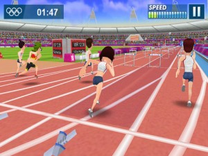 London Olympic Games 300x225 28 Free Cool iPad Games You Should All Download Right Away